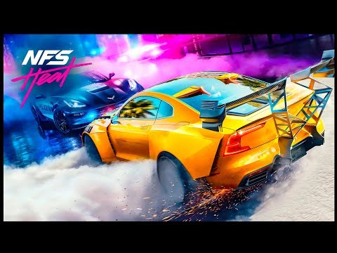 NEED FOR SPEED HEAT - Pelicula Completa Español | Historia