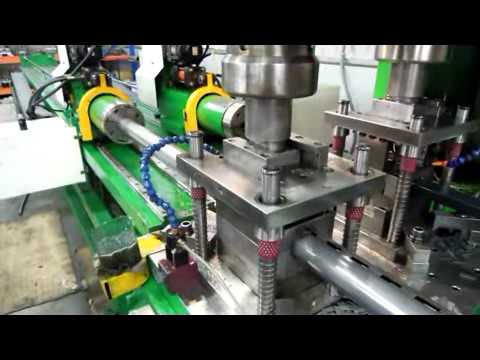AUTO SLOT PUNCHING (ROUND TUBE)
