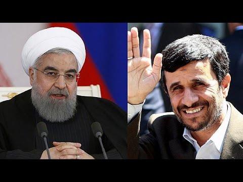 Ροχανί και Ραϊσί οι υποψήφιοι πρόεδροι του Ιράν