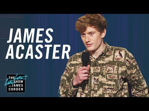James Acaster Stand-up