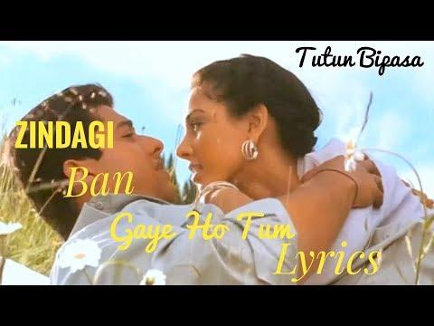 Video Zindagi Ban Gaye Ho Tum | Lyrics - Udit narayan - Alka Yagnik - Kasoor [2001] download in MP3, 3GP, MP4, WEBM, AVI, FLV January 2017
