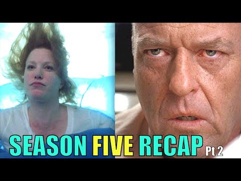 Breaking Bad Season FIVE Recap Pt 2/2