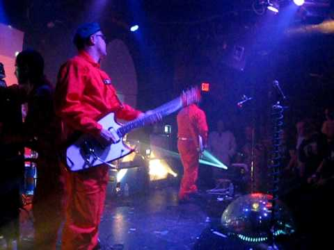 Man or Astro-man - Live at the Earl (10-July-2010) - Clip #1