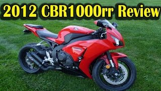 5. Why I Chose 2012 Honda CBR1000rr REVIEW | Best Street Bike