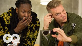 Video Diplo & 2 Chainz Try On $48K Sunglasses | Most Expensivest Shit MP3, 3GP, MP4, WEBM, AVI, FLV Oktober 2018