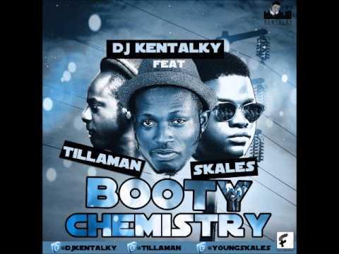 DJ Kentalky Ft Tillaman & Skales - Booty Chemistry (NEW 2012)