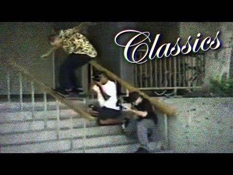 classics - Here is Danny's precision ledge magician skills. He didn't invent the nollie heelflip but he sure adapted it in ground-breaking new ways. Jordan Sanchez introduces a classic part from 2002.