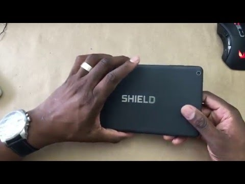 NVIDIA SHIELD 2015 (UNBOXING & HANDS ON) 4k