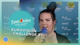 Video Eurovision Challenge #1: Your song in a different genre! MP3, 3GP, MP4, WEBM, AVI, FLV Juni 2018