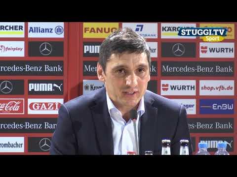 Das hat der neue Trainer Tayfun Korkut mit dem VfB vo ...