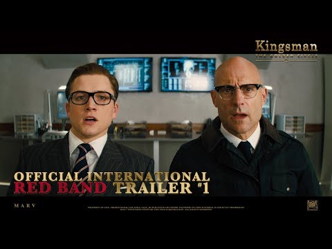 Kingsman: The Golden Circle [Official International RED BAND Trailer #1 in HD (1080p)]