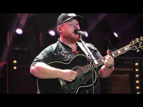 "Luke Combs ""Beautiful Crazy"" Live @ BB&T Pavilion"
