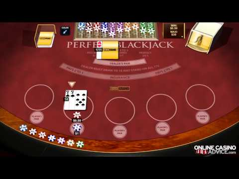 How to Play Perfect Blackjack – OnlineCasinoAdvice.com
