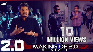 Video Making of 2.0 - 3D Featurette | Rajinikanth, Akshay Kumar | Shankar | A.R. Rahman | Lyca Productions MP3, 3GP, MP4, WEBM, AVI, FLV Oktober 2017