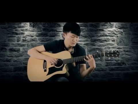Âm Thầm Bên Em - Sơn Tùng - MTP (Guitar Solo)