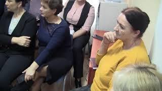 Ședința Consiliului raional de alegere a Președintelui și Vicepreședinților raionului Dubăsari din 14.11.19