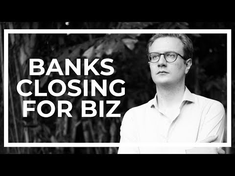 Good Banks are Closing Offshore Company Accounts: what to do