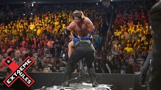 Nonton Aj Styles Vs  Roman Reigns     Extreme Rules Match  Wwe Extreme Rules 2016 Auf Wwe Network Film Subtitle Indonesia Streaming Movie Download