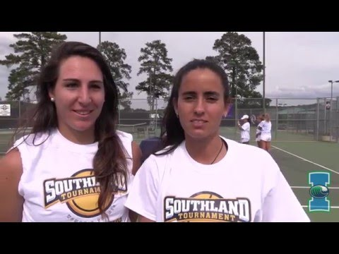 Highlights: Women's Tennis Wins Southland Championship