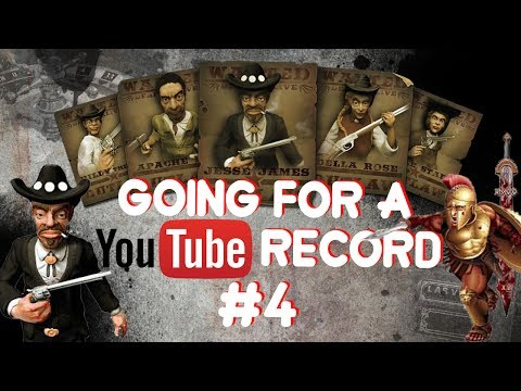 Going For a Youtube Record!!! #4 Doa & 300 Shields HIGH STAKES!!!!
