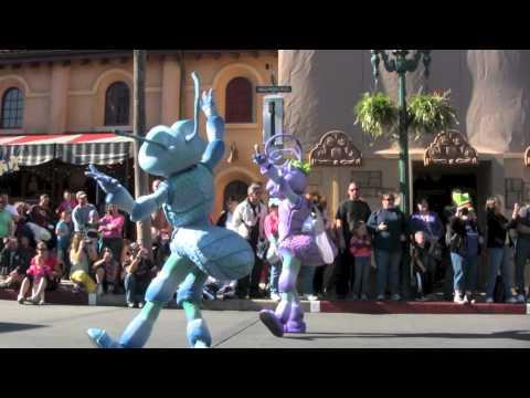 Video Pixar Pals Countdown to Fun! Parade at Disney's Hollywood Studios download in MP3, 3GP, MP4, WEBM, AVI, FLV January 2017