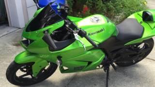 6. 2012 Kawasaki Ninja 250R mods and review