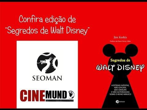 Segredos de Walt Disney - Jim Korkis | Grupo Editorial Pensamento