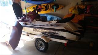6. Yamaha Waverunner with low compression