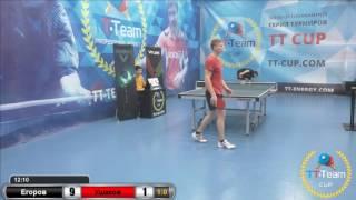 Егоров К. vs Ушаков Е.