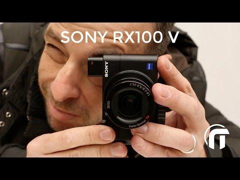 RX100 V, qui va craquer pour ce bijou photographique ? | Test complet