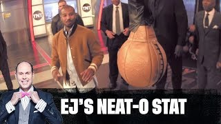 Video Who Packs the Biggest Punch? | EJ's Neat-o Stat MP3, 3GP, MP4, WEBM, AVI, FLV Maret 2019