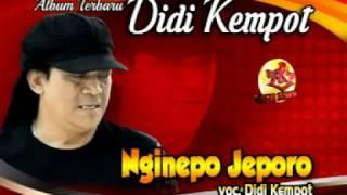 Didi Kempot-Nginepo Jeporo-Album Terbaru
