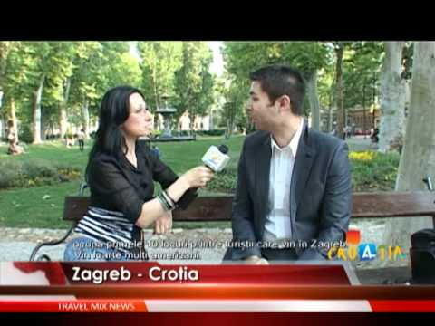 Zagreb, Croaţia – VIDEO