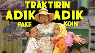 Video JADI MANUSIA KOIN JALAN2 KE MALL TRAKTIR ADEK2 MP3, 3GP, MP4, WEBM, AVI, FLV Juli 2019