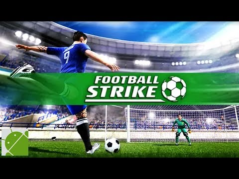 Football Strike Multiplayer Soccer (by Miniclip) - Android Gameplay HD