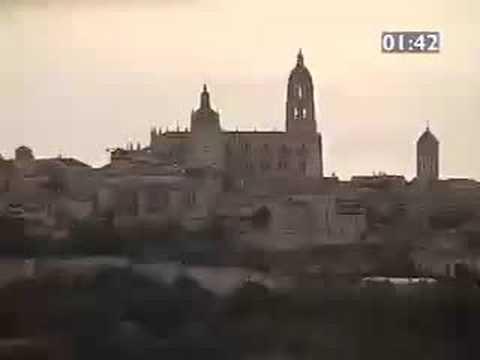 Einführung Segovia - Segovia: Architektur, Tourismus und Gastronomie (5.1)
