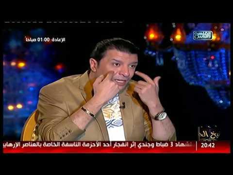 """شاهد كيف غنى مصطفى كامل أغنية """"آه لو لعبت يا زهر"""" لأحمد شيبة"""