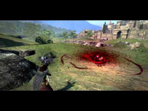Class Skills: Sorcerer - Exequy  de Dragon's Dogma