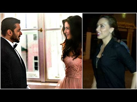Salman-Katrina's Bond Makes Iulia Insecure  