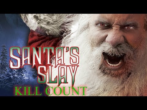 Santa's Slay (2004) Kill Count