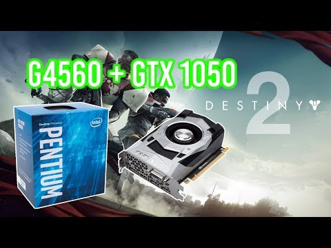 Chipart - PENTIUM G4560 + GTX 1050!!! DESTINY 2!!!