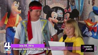 Shannon James Show - 2016 Camp-We-Can