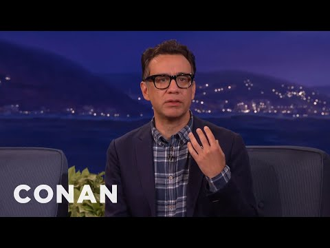 Fred Armisen Can Do Any Accent In The World  - CONAN on TBS