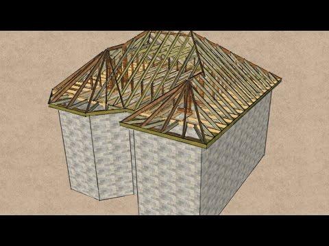 BC: Крыша с эркером + ответы + смета