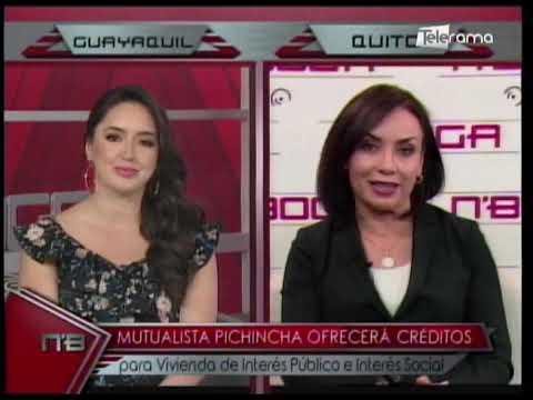 Mutualista Pichincha ofrecerá créditos para vivienda de interés público e interés social