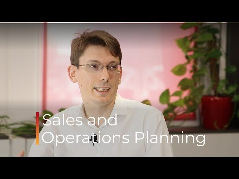 LokadTV - Episode 18 - Sales and Operations Planning (S&OP)