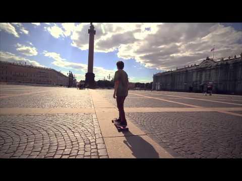 Nordic Longboarding: Official Teaser (видео)