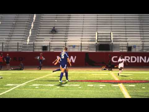 Islanders Soccer at UIW Highlights