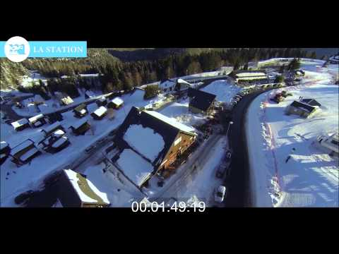 Grand ski aux Mourtis