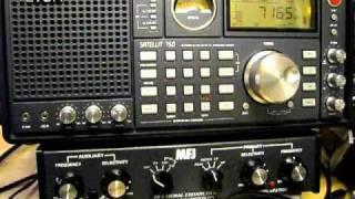 Radio Ethiopia 7165 KHz 21.9.2010